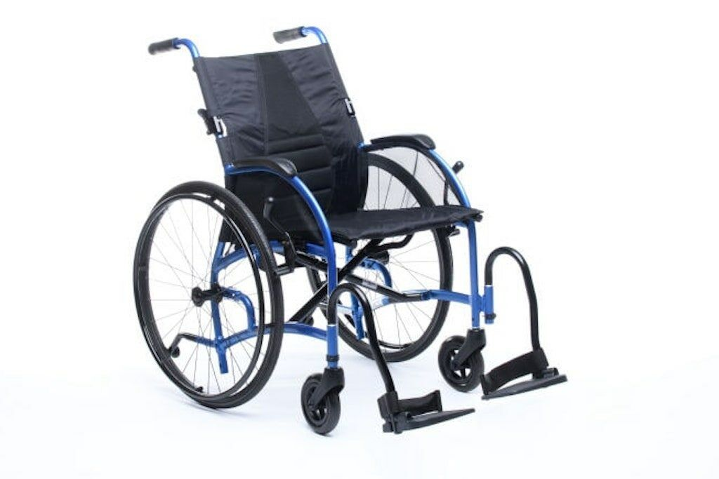bescomedical Rollator STRONGBACK - Totale